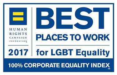 Gordon & Rees Earns 100 Percent on 2017 Corporate Equality Index